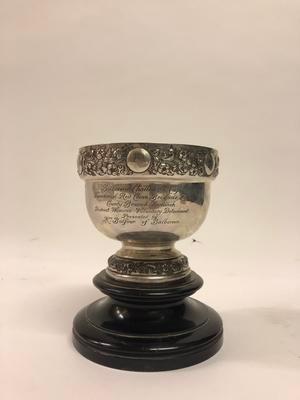 Territorial Red Cross Brigade Fife County Branch Markinch Balbirnie Challenge Cup for District Women's Voluntary Detachment