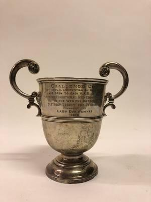 District Trophy for Efficiency Challenge Cup