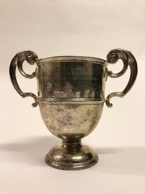 Scottish Red Cross Society Cup for the Women's Voluntary Aid Detachments in Fife