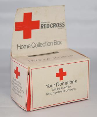 Cardboard collecting box