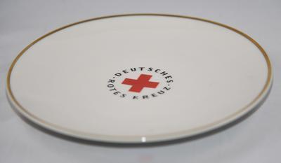 Commemorative plate: 'Deutsches Rotes Kreuz'