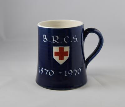 British Red Cross Centenary Mug
