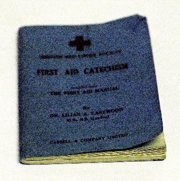 First Aid Catechism manual
