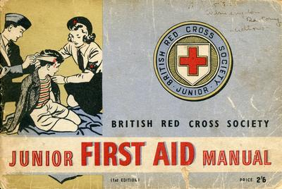 Junior First Aid Manual
