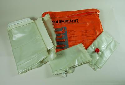 Set of pneumasplints