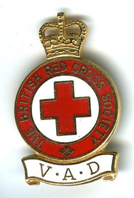 VAD badge