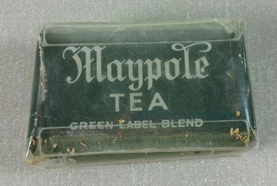 Packet of Maypole Tea