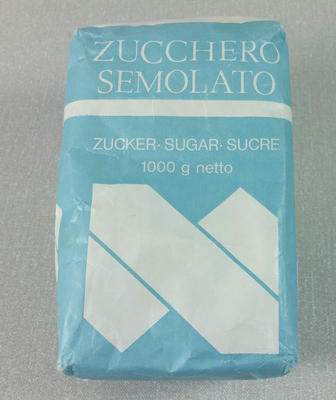 Kilo of sugar from Germany