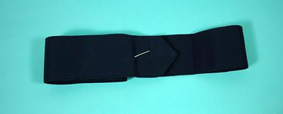 Member's indoor uniform petersham belt