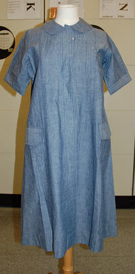 Member's indoor uniform Orphan Annie dress