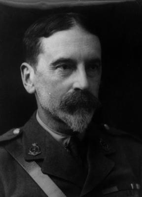 Portrait of Colonel Sir Edward Stewart