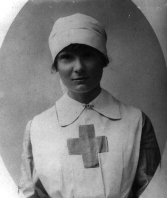 British Red Cross VAD Nurse