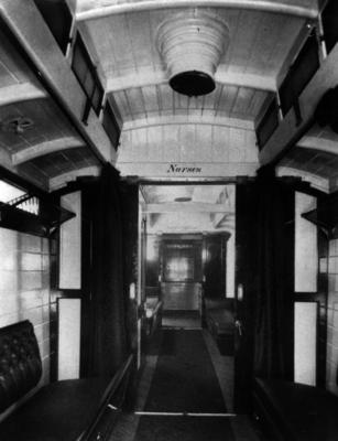 The Princess Christian hospital train