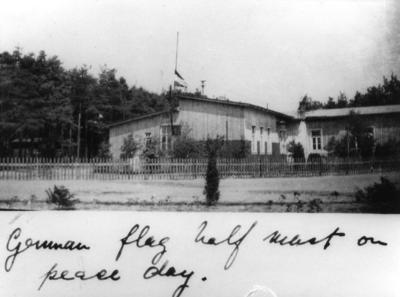 Mindon prisoner of war camp in Germany