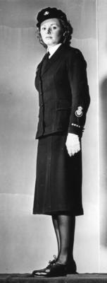 Second World War uniform for Order of St John female clerks and secretaries