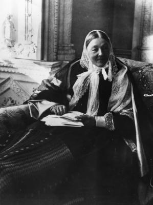 Portrait of Florence Nightingale