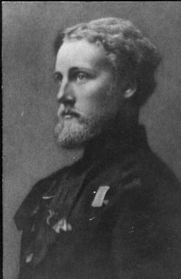 Captain Robert Loyd-Lindsay