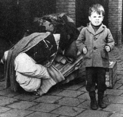 Civilian relief after the Second World War