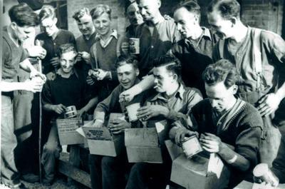 WWII prisoners of war