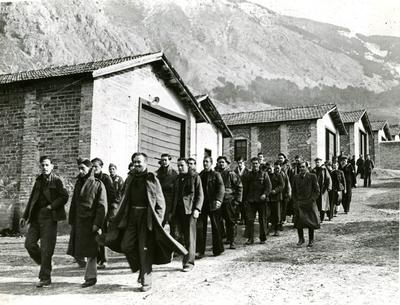 Prisoners of war in Italy