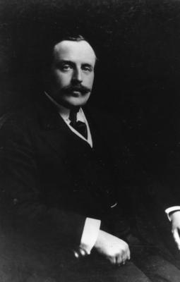 Portrait of Sir Arthur Stanley