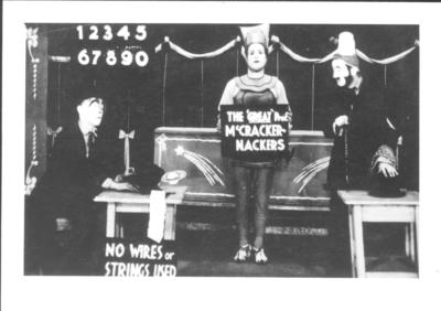 Stalag 383, 'McCracker-nachers'