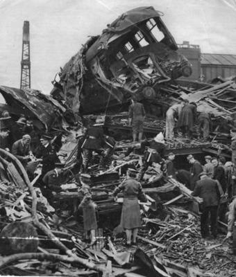 Harrow train crash