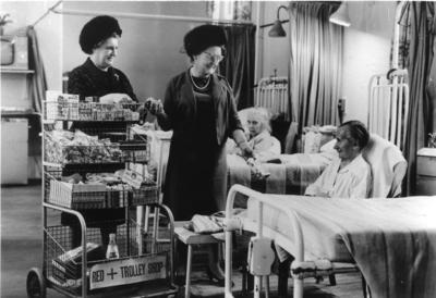 Hospital Shopping Service at Northgate, Norfolk