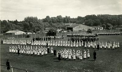 British Red Cross County Parade in Farnham, Surrey