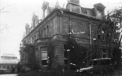 Ashcombe House Red Cross Hospital in Weston-Super-Mare, Somerset; RCB/2/9/5/117