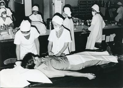 Blood transfusion in Hong Kong