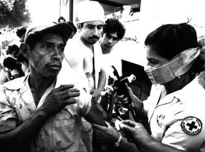 Earthquake in Nicaragua; RCC/5/IN3300