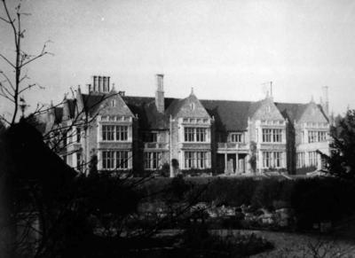 Ashton Wold auxiliary hospital
