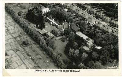 Convent at Saint Mary the Cross, Edgware