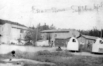 Bread Stones supply depot