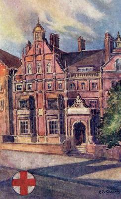 Michie Hospital, Queen's Gate, London