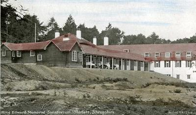 King Edward Memorial Sanatorium, Shirlett, Shropshire