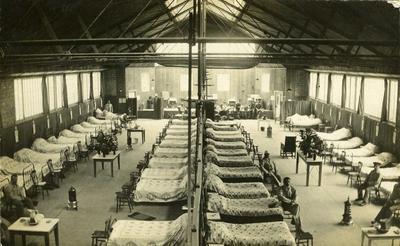 Normanhurst VAD Hospital, Battle, Sussex