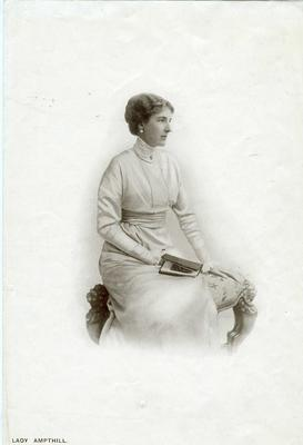 Lady Ampthill, President of the Bedfordshire branch