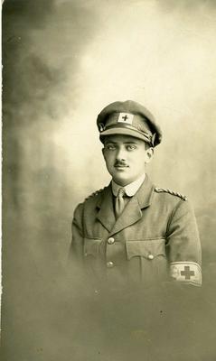 VAD, William Arthur Hill