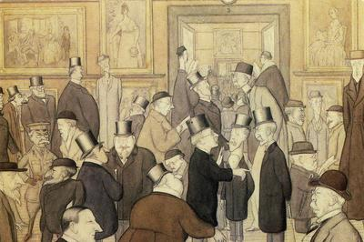 The Red Cross Sale, Christie's