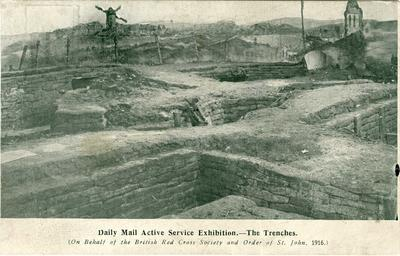 Daily Mail Service Exhibition