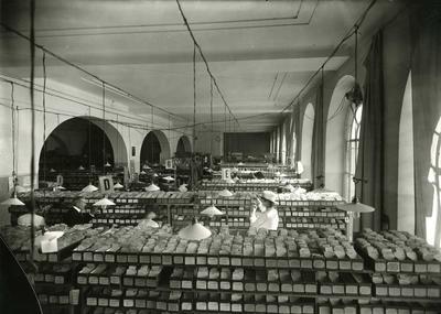 Agence des Prisonniers de Guerre, Genève, Musée Rath