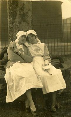 VAD Nurses, Southmead, Bristol