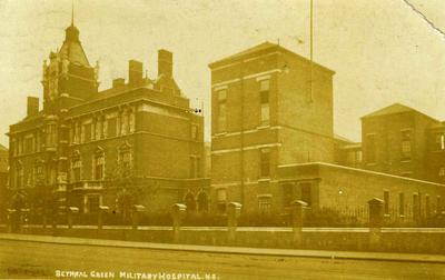 Bethnal Green, Military Hospital