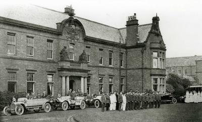 Stobhill, Glasgow General Military Hospital