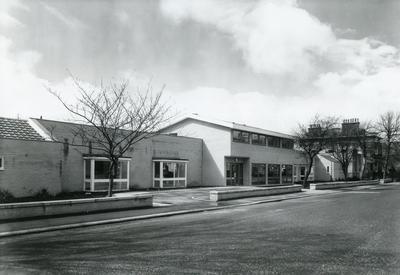 Black and white photograph of Princess Mary House, Harrogate