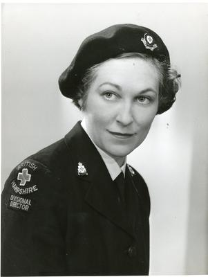 Black and white photograph of Personnel 1940s-1960s