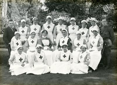 Photograph of Bellefield Hospital, Chelmsford