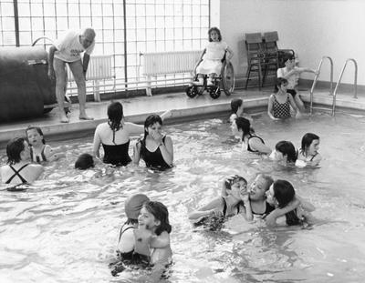 Handicapped Children's Holiday at Shenfield
